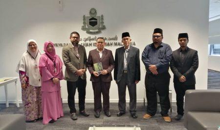 Kunjungan Ke YADIM Hubung Kolaborasi Bersama UNISEL