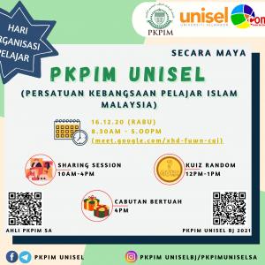PERSATUAN KEBANGSAAN PELAJAR ISLAM MALAYSIA UNISEL