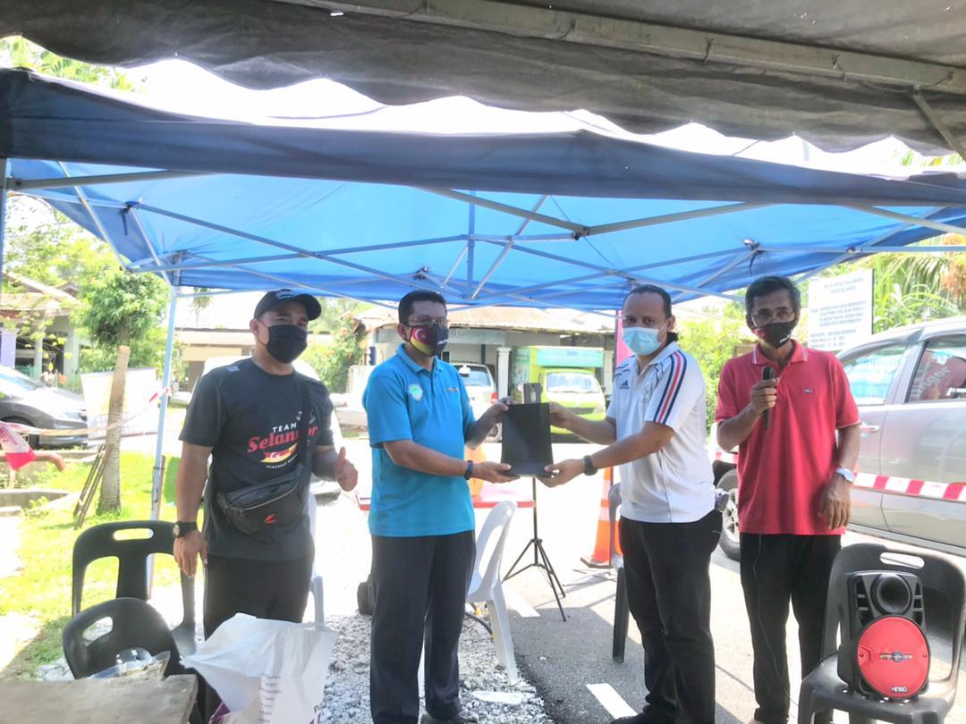 Program Bubur Lambuk Bersama Komuniti