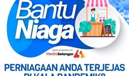 Kempen Bantu Niaga Khusus Buat Usahawan Selangor